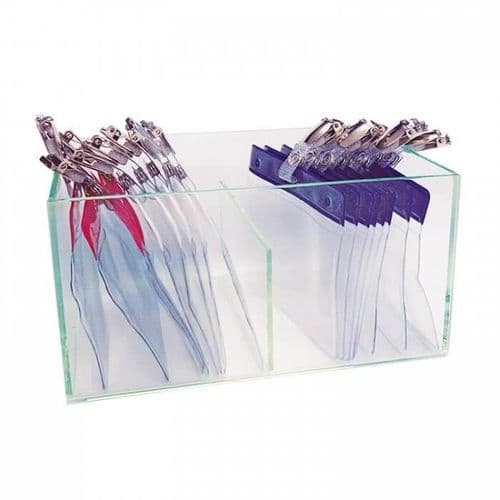 Pass Wallet Storage Tower - Horizontal